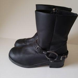 Harley davidson womens motorcycle boots